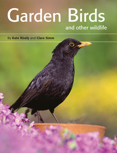 Garden Birds and other wildlife book cover